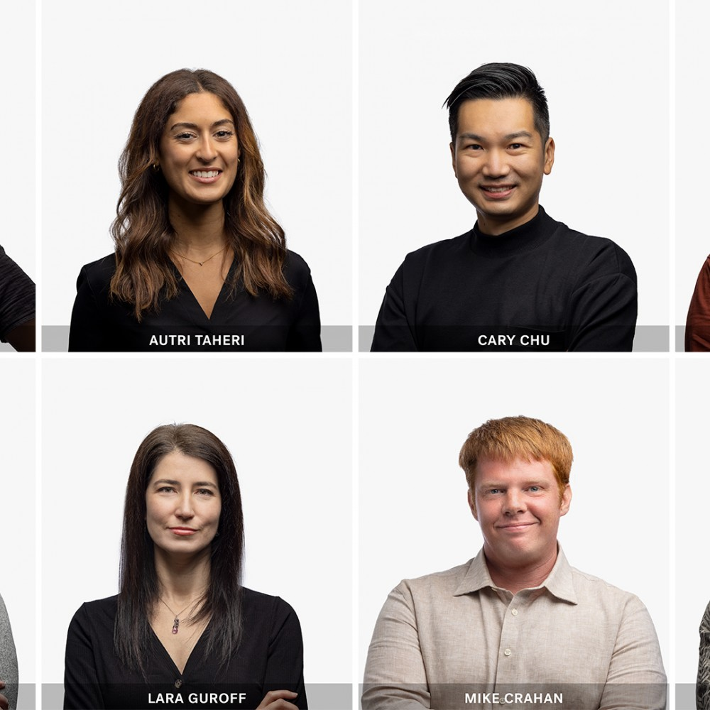 SRG's Growing Team